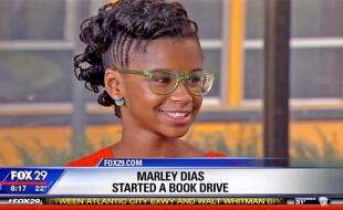 Marley Dias. (Photo via Fox News.)